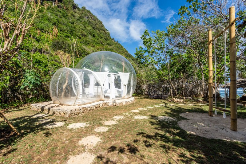 Bubble Hotel Bali Nunggalan, vacation rental in Uluwatu