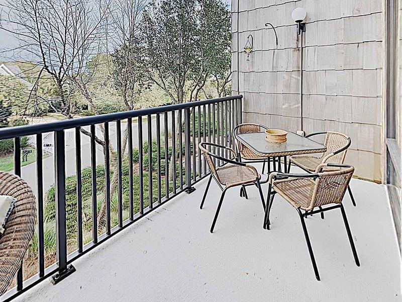 Posti a sedere sul balcone