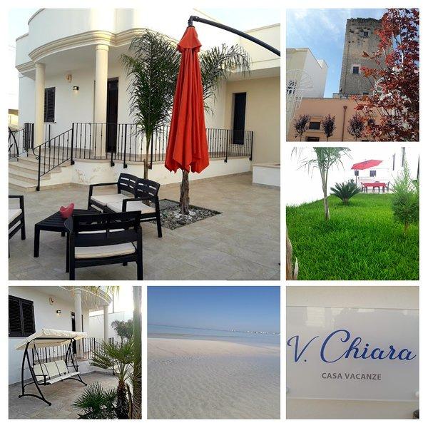 Villa Chiara, holiday rental in Copertino