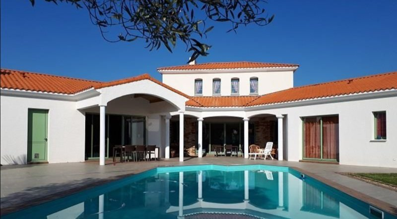 villa proche plage, holiday rental in Vaire