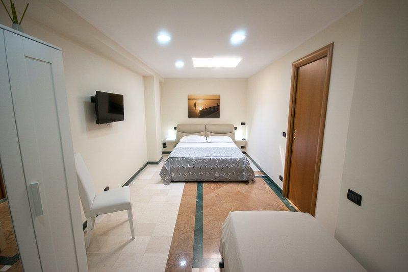 Al Vecchio Fontanile - Camera Doppio Comfort, vacation rental in San Paolo di Civitate