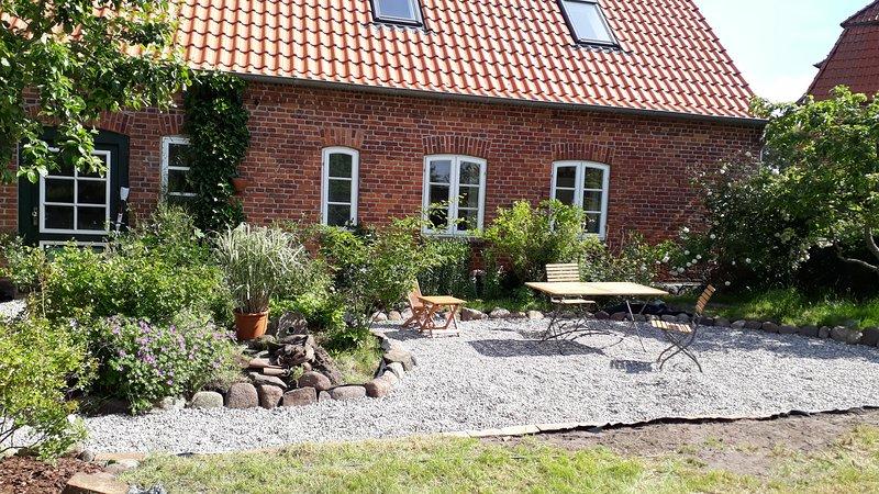 Gutshof Rothensande - Melkerhaus, holiday rental in Ulsnis