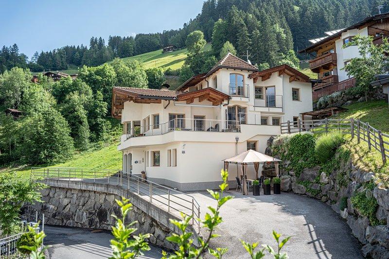Monis Apartment – semesterbostad i Ramsau im Zillertal