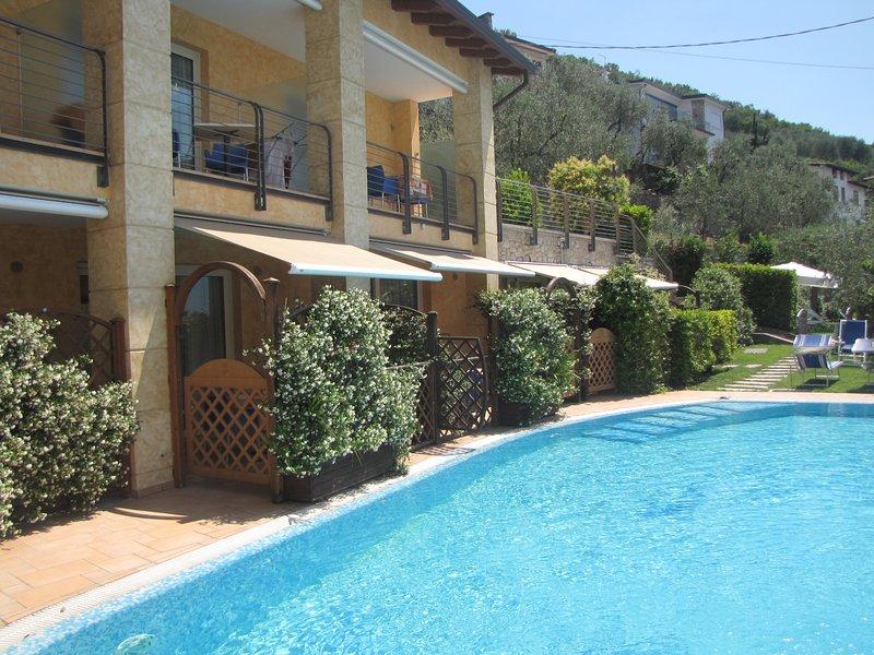 Residence Rosmari Monolocale 25 mq – semesterbostad i Brenzone sul Garda