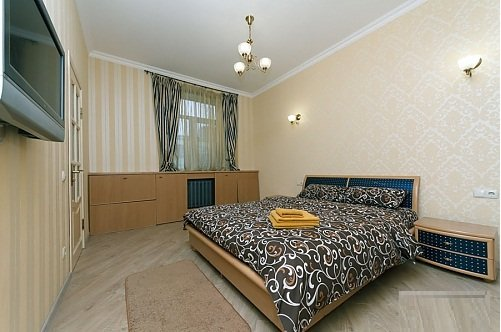 Apartments near Ocean Plaza 503761, holiday rental in Kyiv (Kiev)