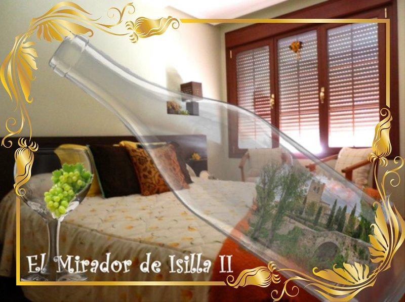 EL MIRADOR DE ISILLA II, location de vacances à Langa de Duero