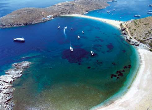 Fantastic View Kythnos Apartments, holiday rental in Loutra