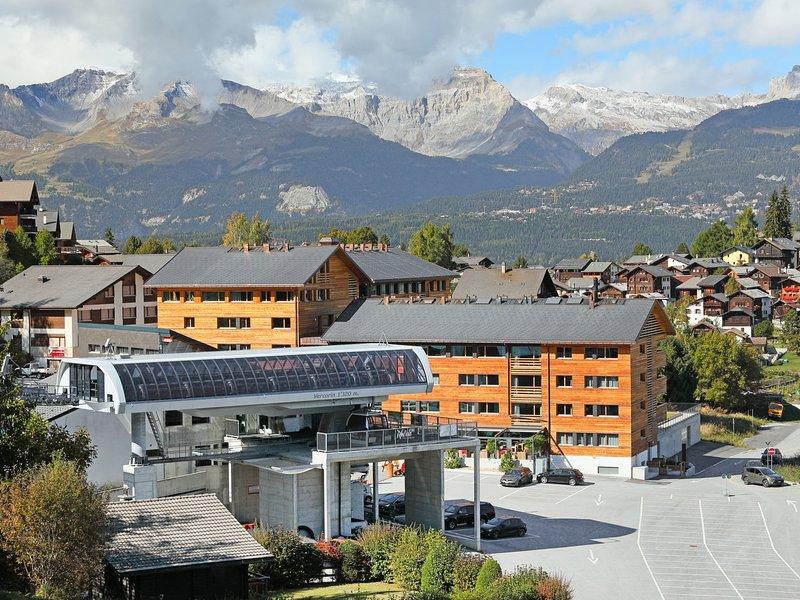 SWISSPEAK Resorts Studio, vacation rental in Saint Jean