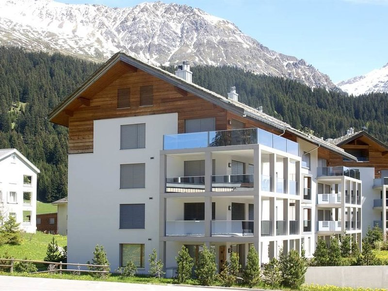 Ferienwohnung Kulm 1, holiday rental in Valbella
