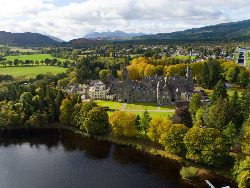Glen Affric Apartment in Loch Ness, alquiler vacacional en Fort Augustus