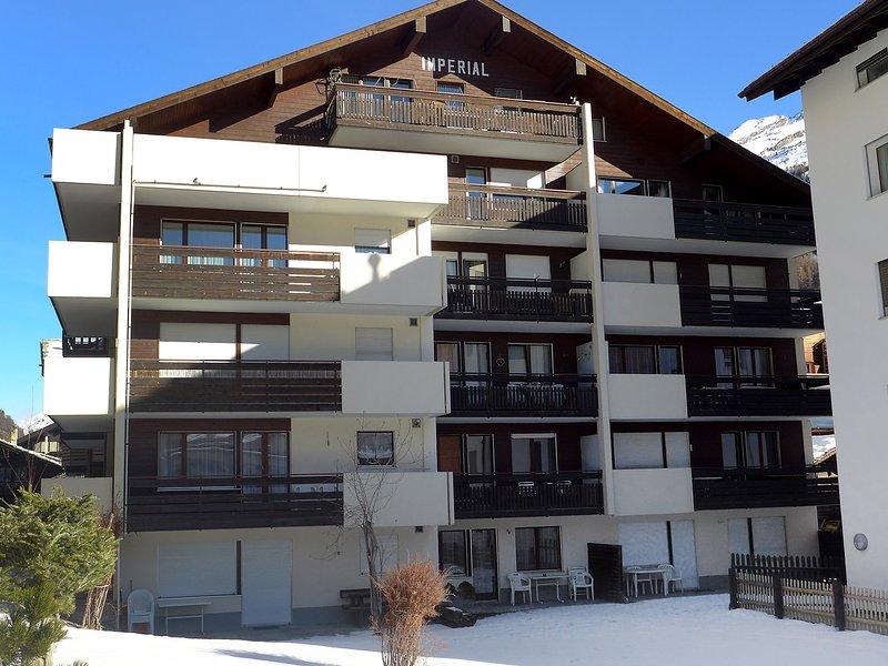 Imperial Chalet in Zermatt