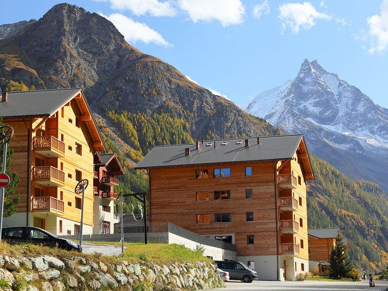 SWISSPEAK Resorts Weisshorn, aluguéis de temporada em Evolene