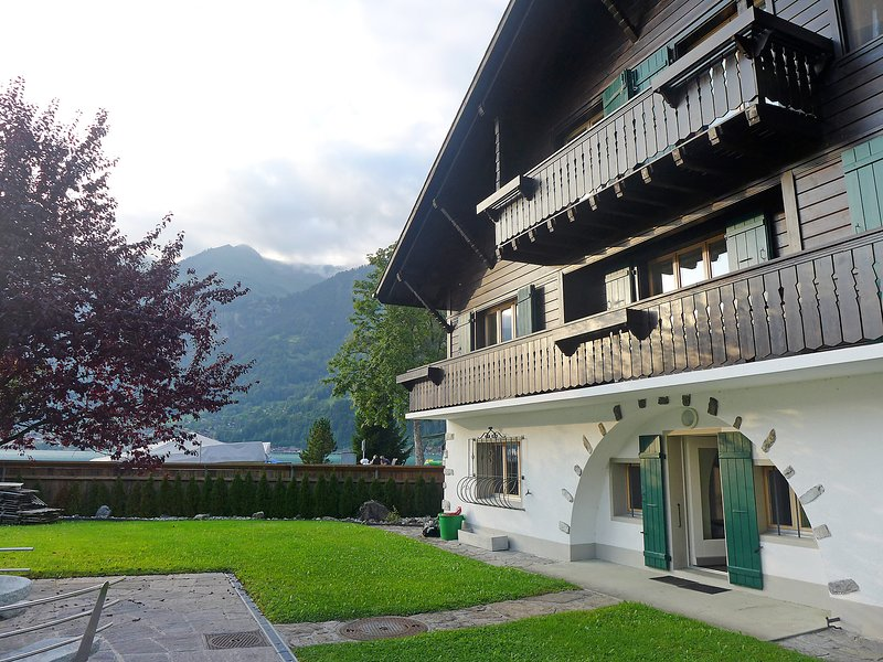 Chalet Aaregg, location de vacances à Brienz