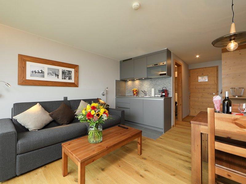 SWISSPEAK Resorts Studio, holiday rental in Vercorin