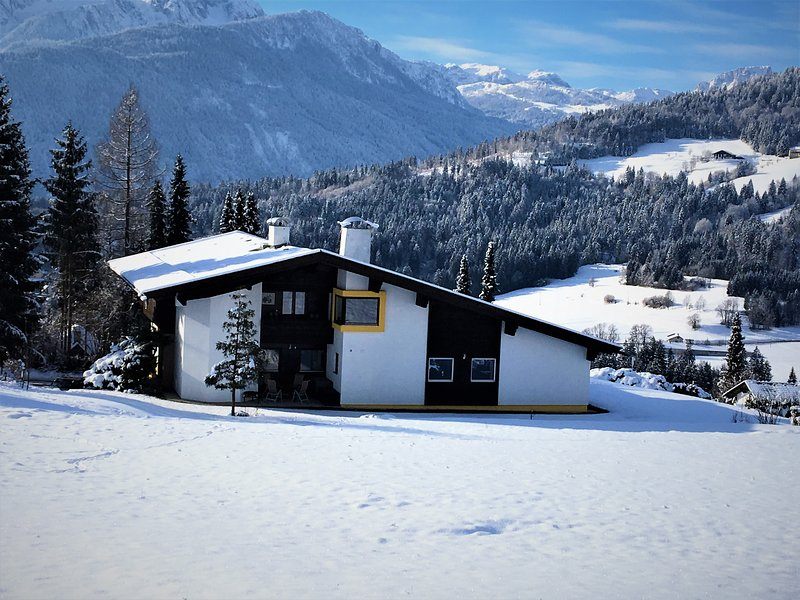 Apartment house Schans Appartements panorama view, alquiler vacacional en St. Stefan im Gailtal