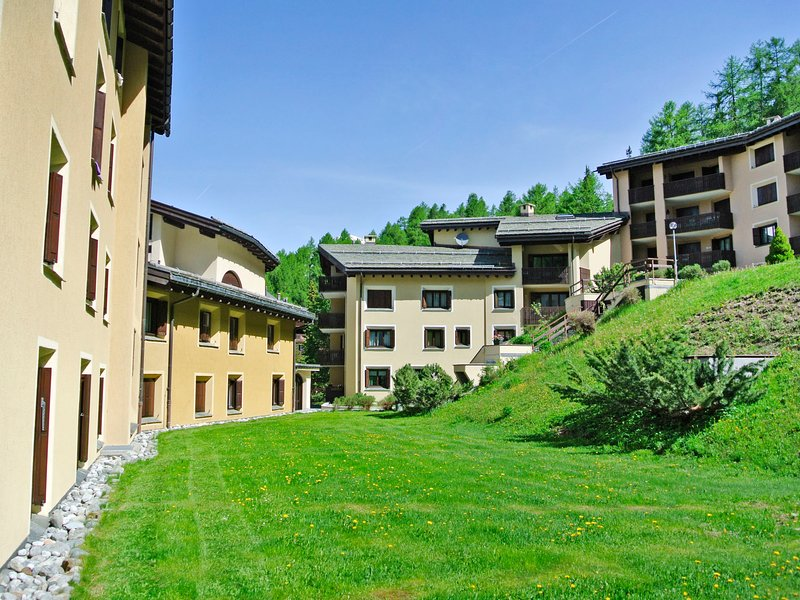 14-1, holiday rental in Maloja