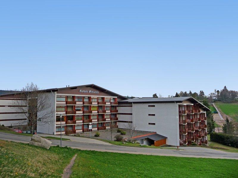 Kurhotel Schluchsee, vacation rental in Schluchsee