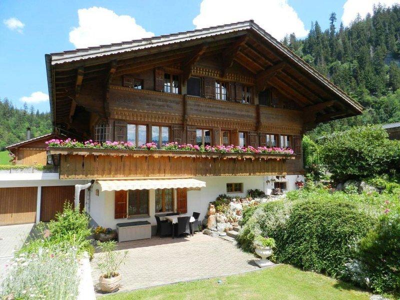 Giferblick, holiday rental in Zweisimmen