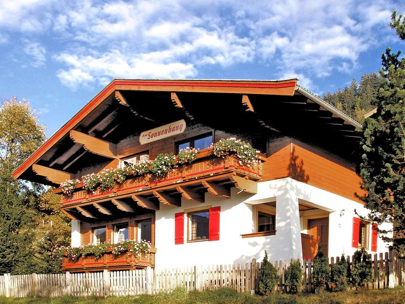 Haus am Sonnenhang, location de vacances à Hollersbach im Pinzgau