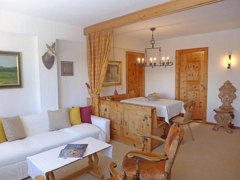 Chesa Cripels II, location de vacances à St. Moritz