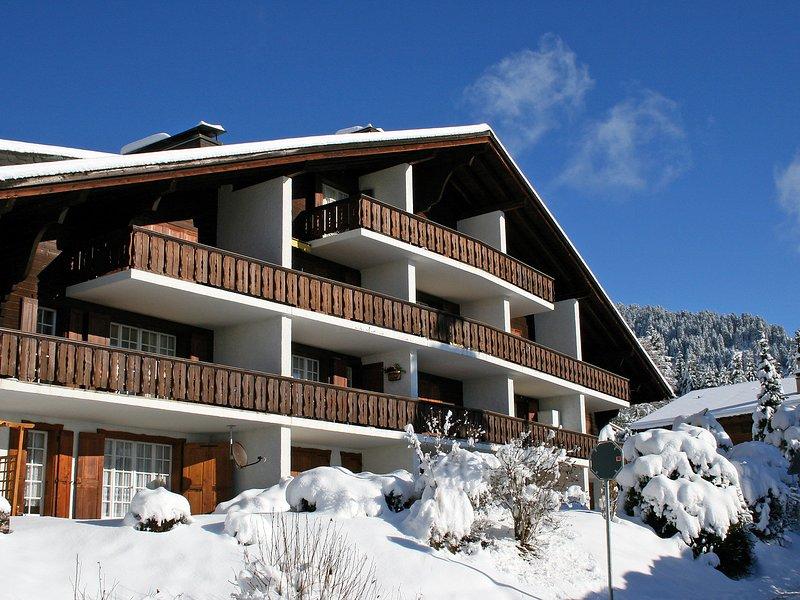 Le Mont Blanc 2, location de vacances à Le Sepey