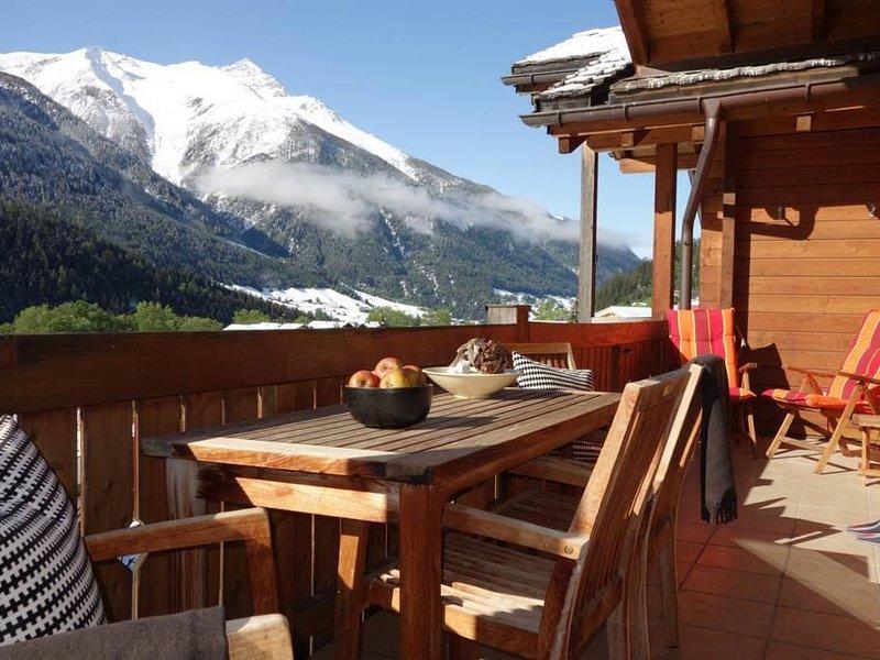 LuxLax, vacation rental in Fieschertal
