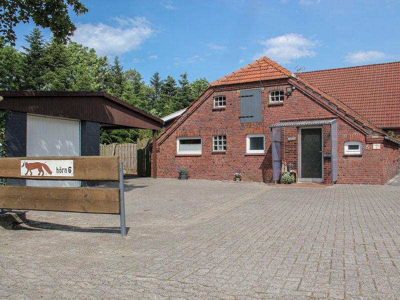 Vosshörn, holiday rental in Utarp
