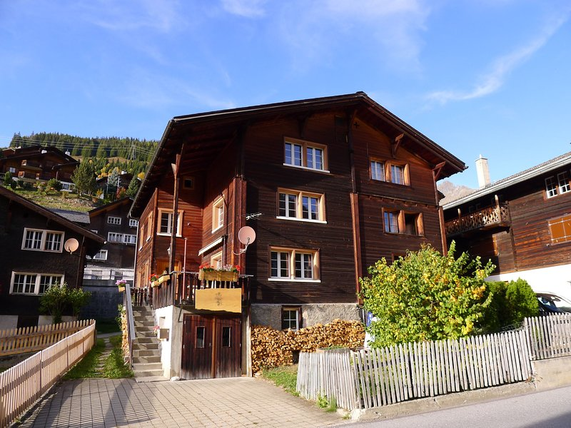 Crestatgiet, holiday rental in Gurtnellen