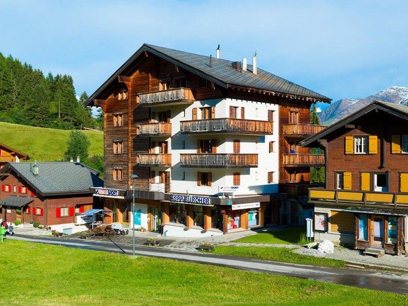 Sportina 23, holiday rental in Riederalp