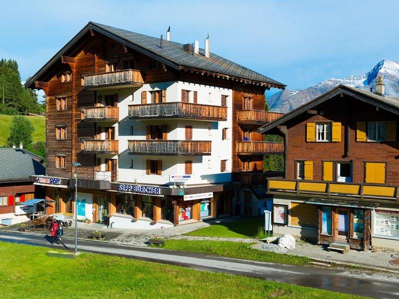 Sportina 32, holiday rental in Riederalp