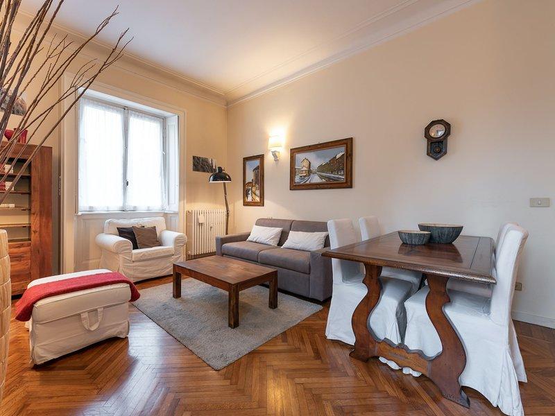 Urban District Apartments - Milan Centrale Venini (1BR), casa vacanza a Pasturago
