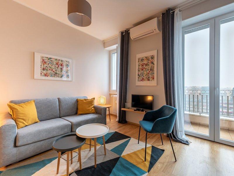 Urban District Apartments - Milano Centrale Exclusive (1BR), casa vacanza a Pasturago