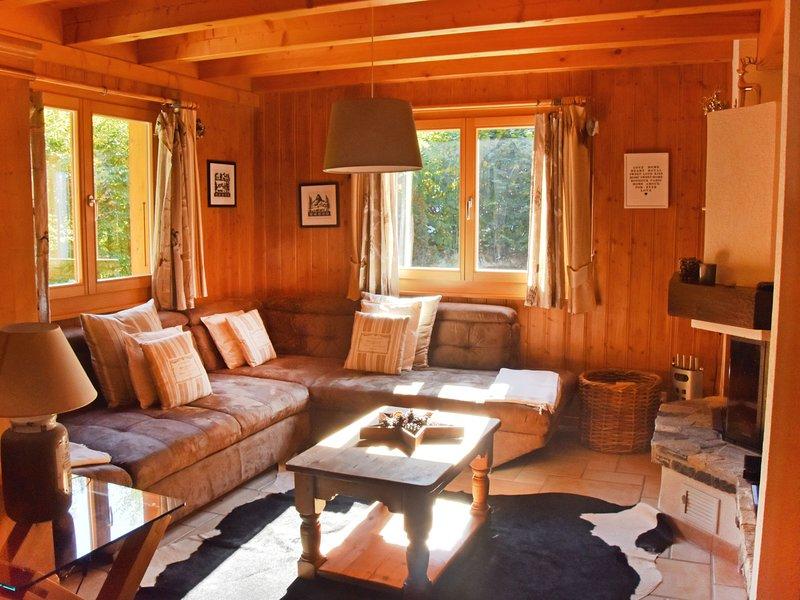 Miranda, holiday rental in Bovernier
