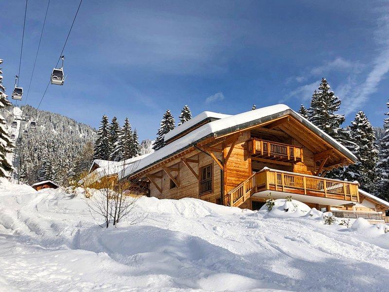 Khamariah, casa vacanza a Villars-sur-Ollon