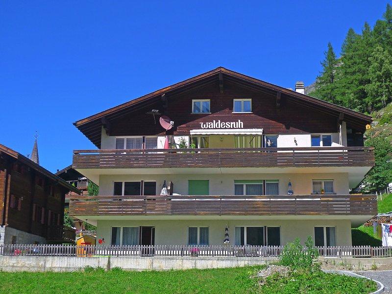 Waldesruh, casa vacanza a Randa