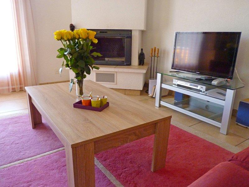 La Rèze No 6, holiday rental in Saillon