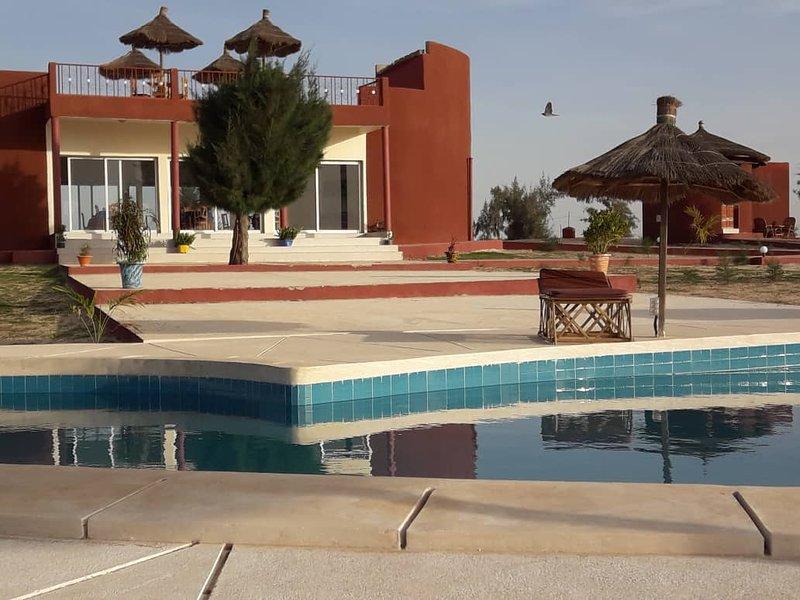 Hotelgandiol, location de vacances à Saint-Louis Region