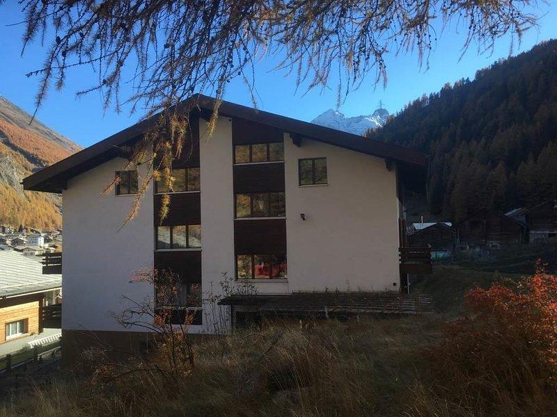 Apartments Carmena, vacation rental in Saas-Grund