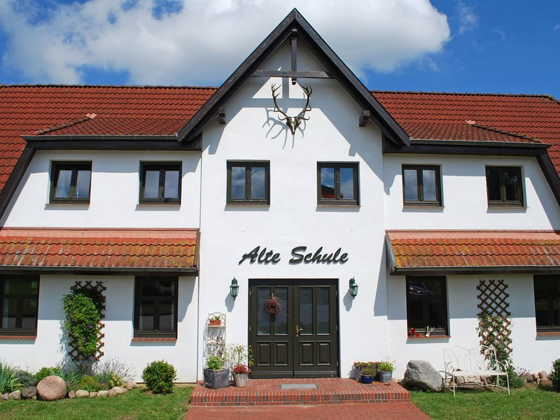 Gästehaus Alte Schule, holiday rental in Boddin