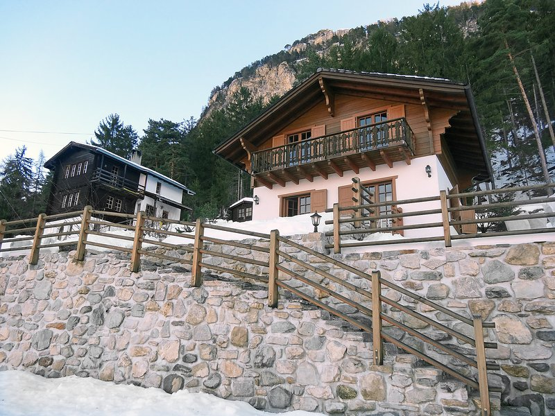 Gillioz, holiday rental in Granges