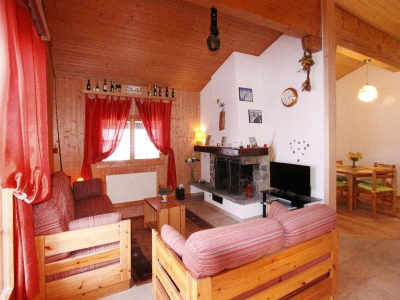 Colline 7, holiday rental in Bovernier