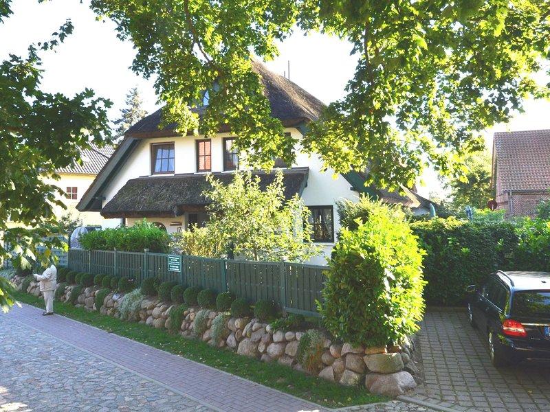 Sanddorn, holiday rental in Lobbe
