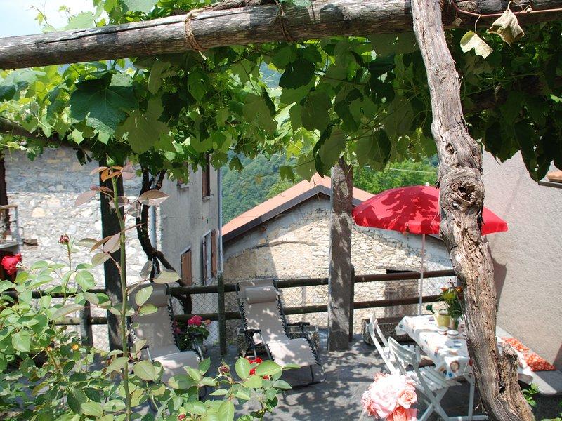 Ai Funtann, casa vacanza a Riva San Vitale