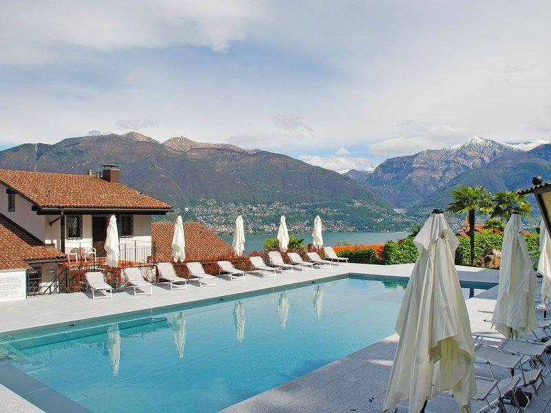Miralago (Utoring), vacation rental in Sant'Abbondio
