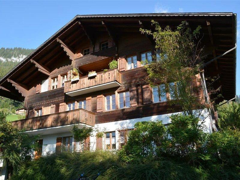 Akelei (gross), holiday rental in Zweisimmen