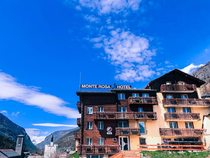 Monte Rosa, holiday rental in Saas-Grund