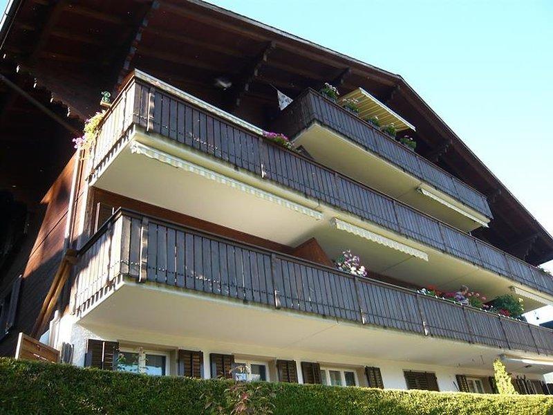 Hübeli (Bond), holiday rental in Zweisimmen