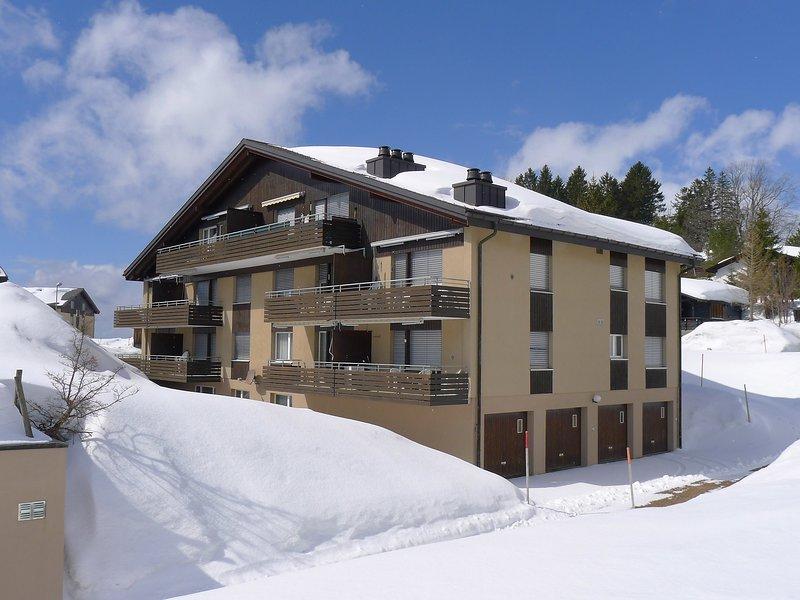 Arvenbühl, Haus D, holiday rental in Krummenau
