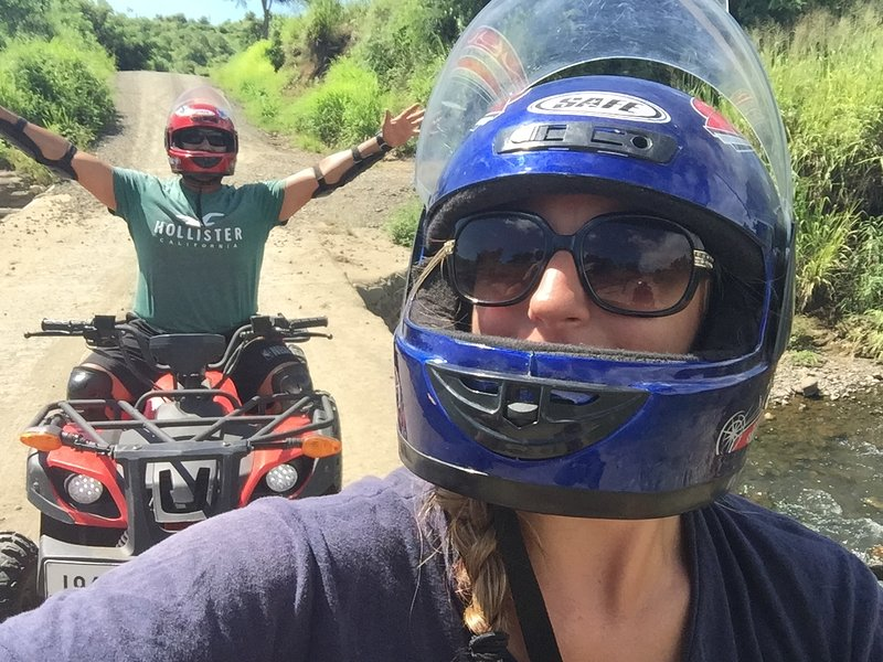 Exploring the mountains and country side of Lautoka Fiji!