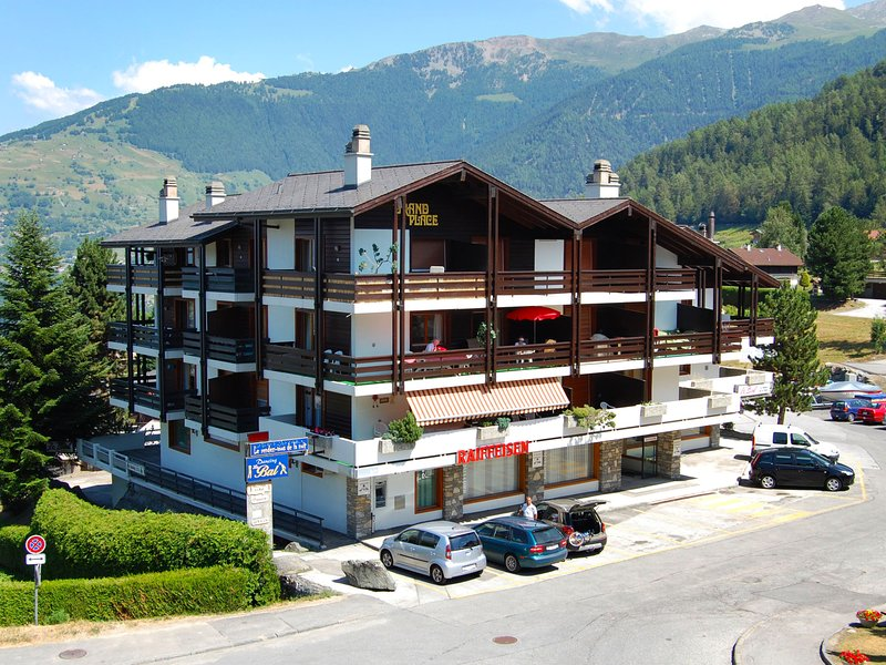 Grand-Place, holiday rental in Conthey